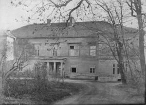 Budynek przy ul M. Kopernika 7 - 1901 r.