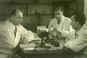 Prof. Skarżyński zasystentami