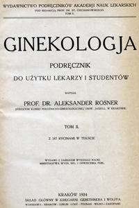 Podręcznik prof.Aleksandra Rosnera