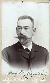 prof. Przemysław Pieniążek